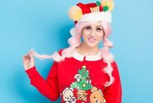 Christmas Sweatshirts 2015! / Forget about wearing an ugly christmas sweater this year! It's all about our Supercute Christmas Sweatshirts!