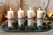 Advent ♦ Christmas / Advent ♦ Adventszeit ♦ Weihnachten ♦ Christmas ♦ Weihnachtsdekoration ♦ Handmade ♦ DIY