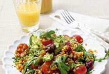 Salat & Dressings / Rezepte ♦ Gesunde Küche ♦ Salat ♦ Dressings