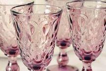 Gläser, Flaschen & Co / Gläser ♦ Flaschen ♦ Karaffen ♦ Dekoration