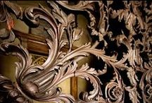 Details of Design and Frescoes / Details can make the difference