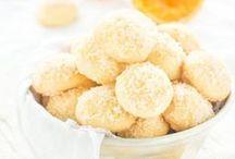 Kekse, Plätzchen & Co / Rezepte ♦ Kleingebäck ♦ Kekse ♦ Plätzchen ♦ Riegel