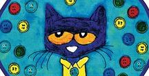 Pete the Cat / Are you feline fine? Check out these funky activities and products right meow!