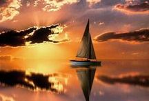Sail Passion / To reach a port we must sail, sometimes with the wind, and sometimes against it, that's why we fell in love with sailing