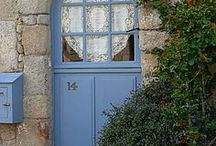 Türen*click* ♦ Doors / Herein ♦ Hinaus ♦ Türen ♦ Eingänge ♦ Doors ♦ Photography ♦ Fotografie