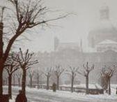 """La neige / Le froid  sur Paris en Images / Découvrez une sélection photographique """"enneigée"""" vintage et rétro issue de notre site Paris en Images."""
