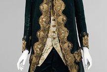 1740 fashion