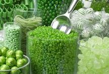 Colore verde... / by Maresa Dell'Olio