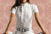 Competition Fashion / Gorgeous pieces that I admire or would love to wear! / by Equestrian LUX