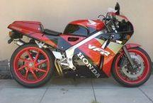 Honda VFR 400 / Honda VFR 400s