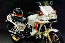 Honda CX 500 / Honda CX 500s and Honda CX 500 Turbo