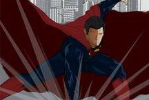 Hero / Heroes, comic,