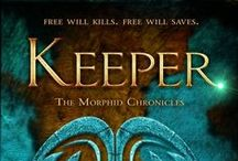 Keeper - The Morphid Chronicles / Young Adult Urban Fantasy