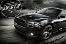 BLACKTOP Edition / Dear Asphalt, apologies in advance. The BLACKTOP package leaves it's mark on the road with a unique blacked-out appearance inside and out.