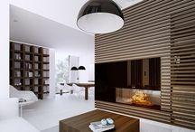 Interiors / Inspiration in interior design.