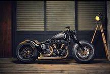 Custom motorcycles / Cool custom Bikes.