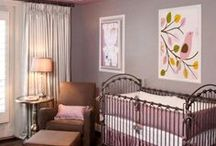 Nursery / by Elbie Interiors