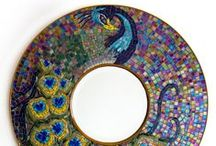 Mirror mirror on the wall / Beautifully handcrafted mosaic mirrors