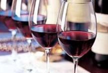 It's Wine ~ O'CLOCK / Anytime, anyplace, anywhere, there is always time for a glass of chilled wine!!!