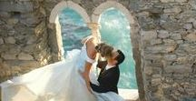 Destination Wedding: Amalfi Coast / Everything beautiful and dreamy about a romantic destination wedding on the Amalfi Coast of Italy! http://www.weddingsbysusandunne.com/