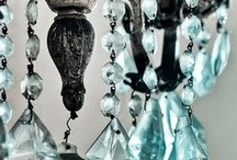 Chandeliers~~Sconces~Candlelabra's / by Darlene Clement