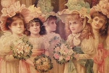 Victorian Ladies / by Darlene Clement