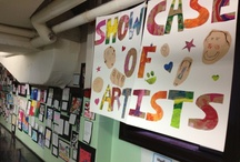 My Choice-Based Art Room 2012-13 / How I set up and organize my Choice-Based, Prek-8th art studio.