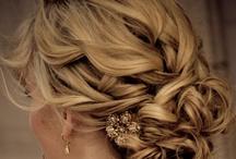 Gorgeous Hairdo's & Favorite Makeup.