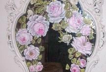Catherine Risi Rose Art!