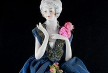 Lovely Ladies~~Boudoir Dolls.