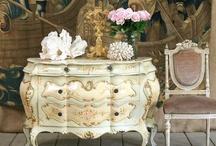 Italian & Hand Painted Furniture