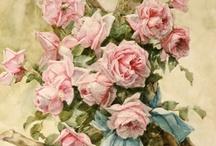 Art Work Of Madeleine Lemaire