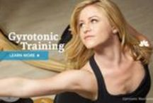 Gyrotonic /  GYROTONIC® is a low-impact expansion system that can be practiced by everyone regardless of age or fitness capability. Whether you are an advanced athlete, a golfer looking to improve his or her game, a beginner student, or perhaps recovering from an injury, GYROTONIC® increases flexibility and range of motion dramatically, while at the same time toning and strengthening the body.
