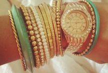 Accessories, Embellishments, Frills / necklaces, rings, bracelets, belts earrings