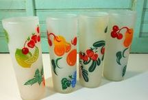 Serving and Dining / Vintage dinnerware, barware, serving items, and more!