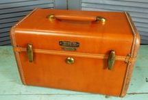 Places to Put Things / Unusual, vintage containers for anything and everything.