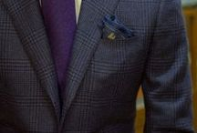 Men in Suits / The suit - how to wear a suit, why to wear a suit and the when is -- as often as possible