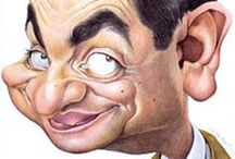 caricatures / you got it, funny people