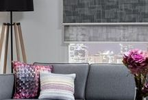 Wilson Fabrics Blind Fabrics / Fabrics, textiles, blinds, interior design, home decor, styling inspiration