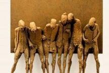 Sculptures / #sculptures #veistoksia