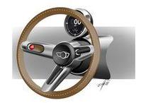 Car Interiors / car interior, sketch, rendering, industrial