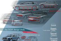 Car Sketch / #sktch #rendering