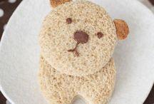 Tasty Food for Kids / Recetas divertidas para niños