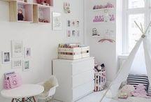 Kids Room Ideas / Habitaciones Infantiles