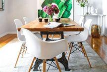 décor - jantar e cozinha