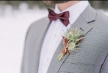 Wedding | Boutonnieres / Wedding 'buttonholes' | boutonnieres.