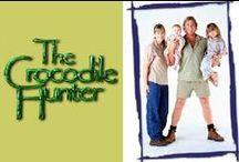 Steve Irwin & Family (Australia Zoo) / by Cindy
