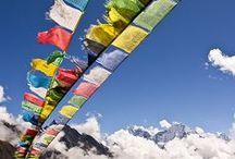 Tibet / by Adèle .