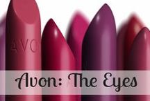 The Eyes / There's a large selection of eye make up through Avon and you can shop my eStore here www.youravon.com/lepler