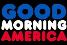 Good Morning America / Cindy Sherman, Richard Prince, Jeff Koons, Robert Gober, Felix Gonzalez-Torres & Charles Ray